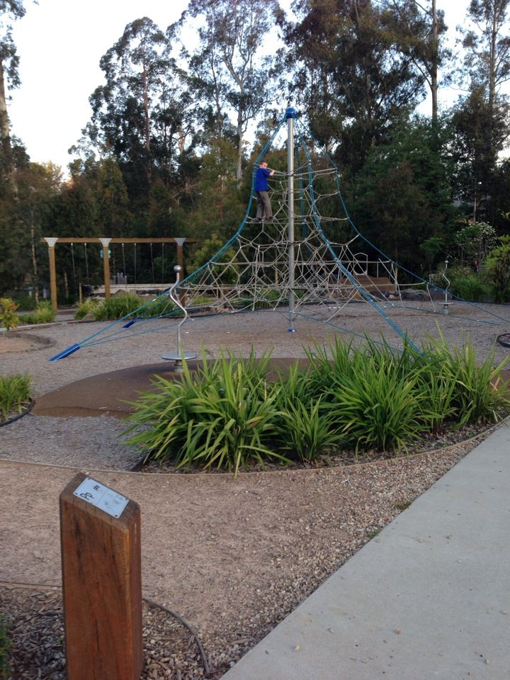 Great park for some family fun...
