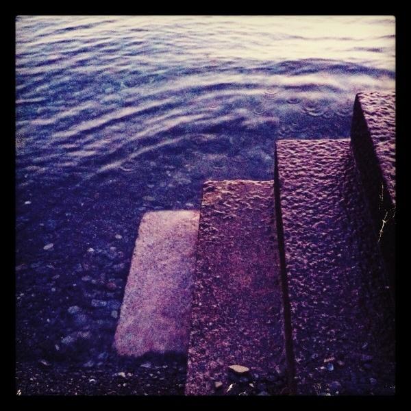 Step into Lake Maggiore