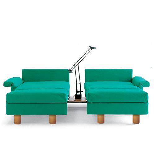 Dandy - Campeggi - divano letto matrimoniale gemellare