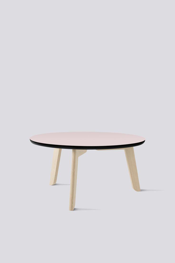 BECK B36 SIDE TABLE   OAK NATURAL   ROSA   FOXY POTATO