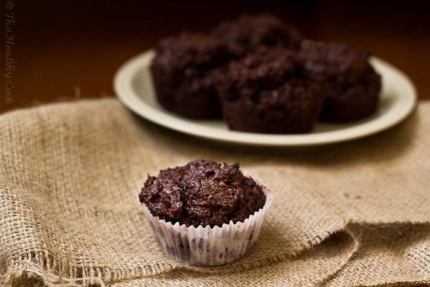 Low fat Chocolate Chip Muffins – Σοκολατένια muffins … διαίτης