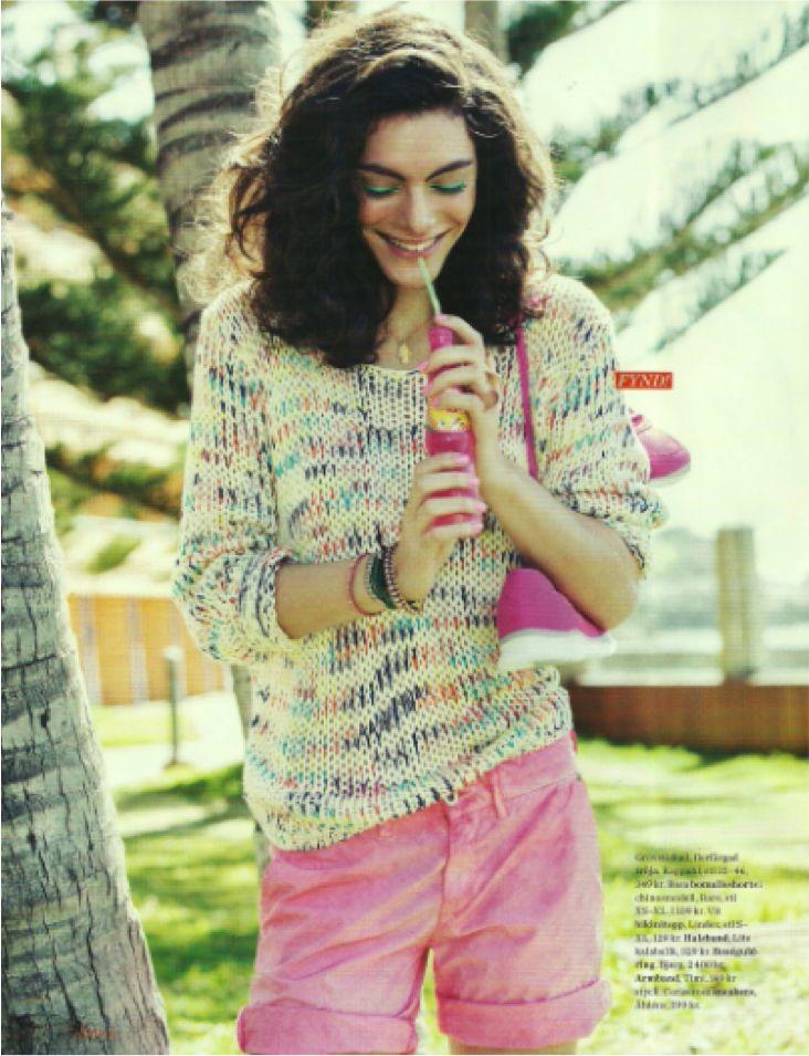 TIMI featured in Amelia Magazine  #Amelia #Magazine #Style #Fashion #Press #Timi #Accessories #Jewlery