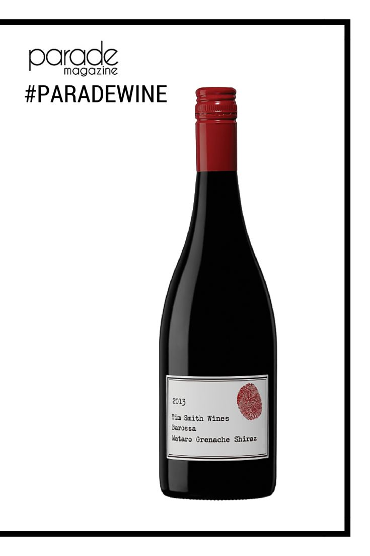 #paradewine Tim Smith Wines. Barossa Valley Mataro Grenache Shiraz 2013. Tim Smith is a dab hand with his assortment of old vine vineyards, eking out wines of layered fruit, fine structure and length of flavour. This MGS is simply delicious. There's loads of personality to the rich but not overly full-on fruit and the wine is dusted with clove-like spice. Pitch-perfect for the blend and easy appreciation. 14.5% #parade #norwood #adelaide #wine #southaustralia #winedesign