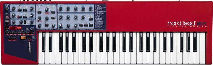 Nord lead dan Nord Lead 2 original merupakan salah satu synthesizer paling populer yang pernah dibuat. Memulai debutnya pada tahun 1995, Nord Lead virtual analog synthesizer pertama telah berhasil menggemparkan dunia musik.