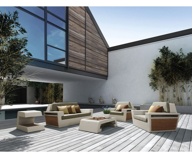 17 best ideas about gartenmöbel lounge set on pinterest | jagdcamp, Garten Ideen