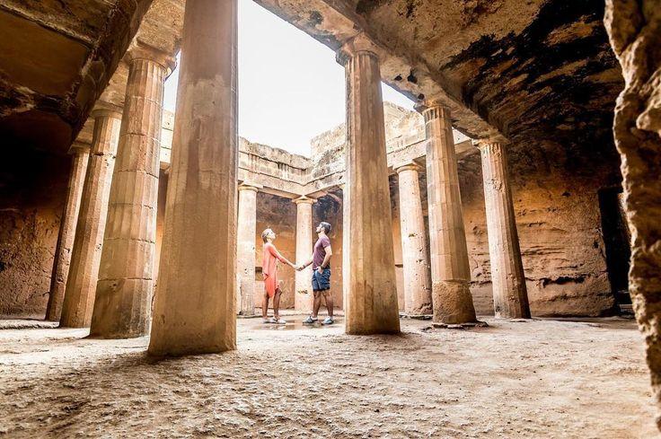 Przenieść się w czasie  #Cypr #Europa #VisitCyprus #Cyprus2017 #Pafos #Cyprus #Traveluje #Wakacje #Instatravel #Podróże #Instapassport #IG_Cyprus #Exploretocreate #Travelphotography #Couple #Instatravel