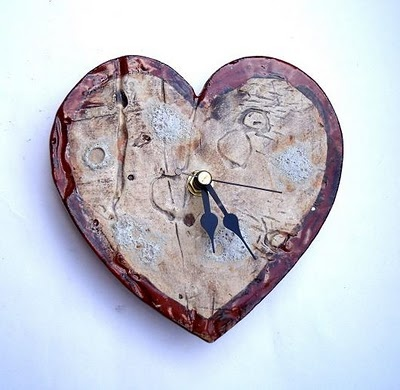 21 Best Ceramic Clocks Images On Pinterest Ceramic