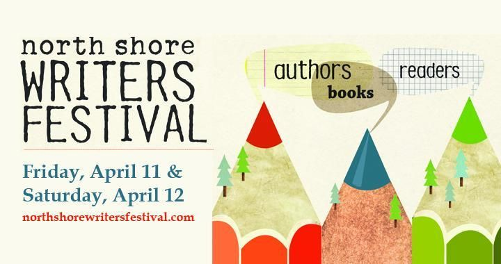 North Shore Writers Fest is coming up fast! Joins us at the North Vancouver City Library for fascinating talks by your favourite authors.
