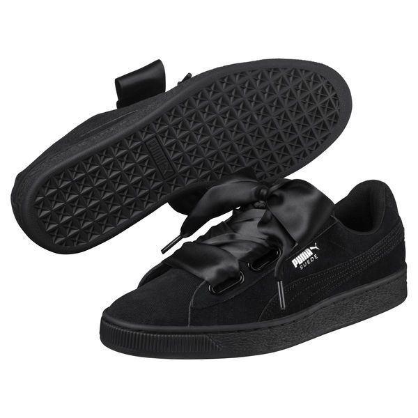 huge discount 7cbaa b1592 Find PUMA Suede Heart Pebble Women's Trainers and other ...