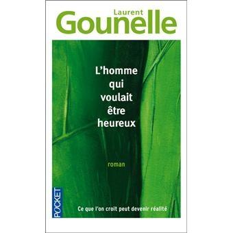 """L'homme qui voulait être heureux - Laurent Gounelle:""""Un voyage initiatique et sprirituel à Bali.Un homme fait face à son destin et ses rêves grâce à un guérisseur qui va lui apprendre à appliquer certains préceptes. A vous de les mettre en application maintenant!!! """""""