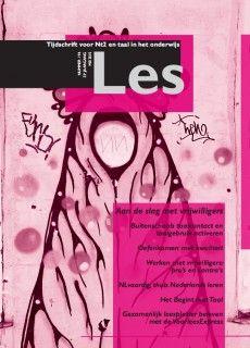 Tijdschrift Les | Tijdschrift voor Nt2 en taal in het onderwijs
