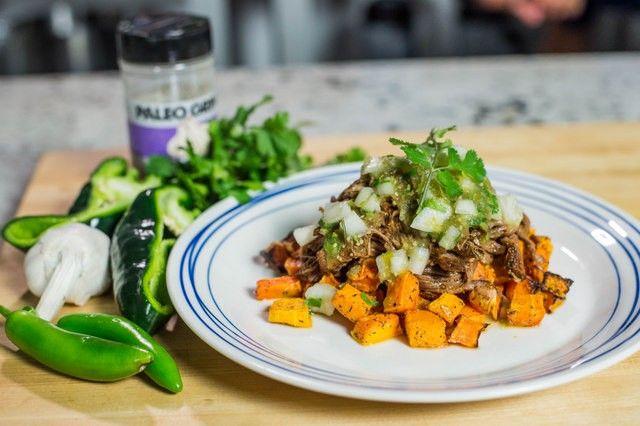 Grass-Fed Barbacoa - Paleo Nick - Paleo Recipes and Paleo Cooking Videos