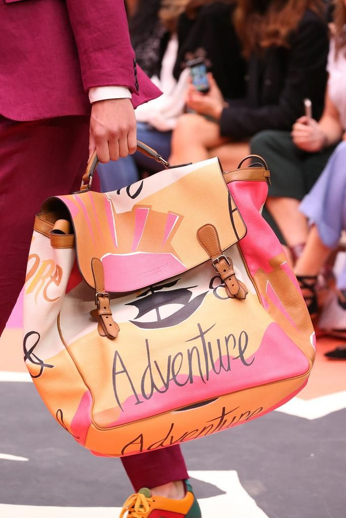 Burberry Prorsum Spring 2015 Ready-to-Wear - Details - Gallery - Look 1 - Style.com