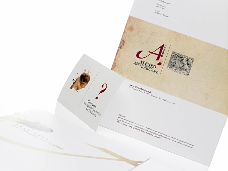 Ideazione marchio; servizio fotografico; realizzazione progetto grafico, copyright, impaginazione contenuti brochure e flyer.