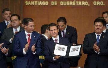 Centenario de la Promulgación de la Constitución Política de los Estados Unidos Mexicanos