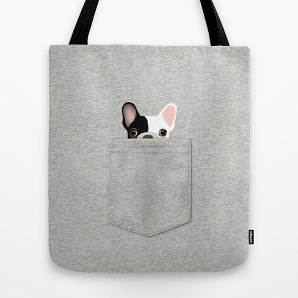 french-bulldog-pocket-tote-bag