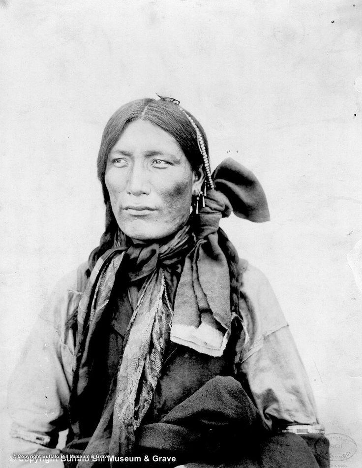 Unknown Sioux man; Buffalo Bill's Wild West; BBWW; cast