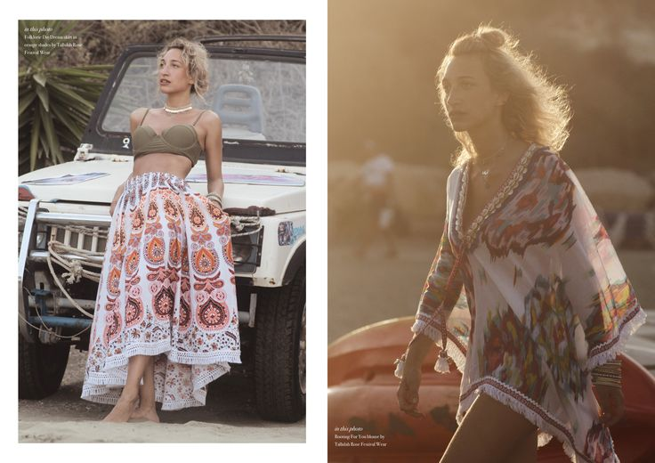 Our July Lookbook has just landed! Photography & Creative Direction by Tallulah Rose's Co-Founder Evangelina Fysa.  Shop online the NEW collection www.tallulahrose.store   --------- #bohemian #clothing #fashion #editorial