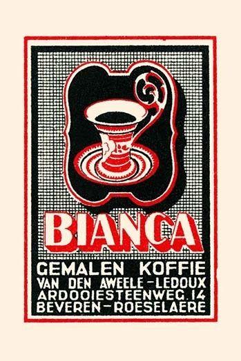 Bianca Gemalen Koffie (Framed Poster) S949-34147-5 FP2030