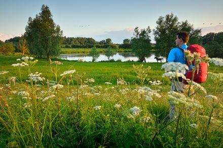 Oudste wandelroute door Nederland wandelen - Eropuit