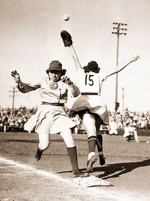 All-American Girls Professional Baseball League Players Association