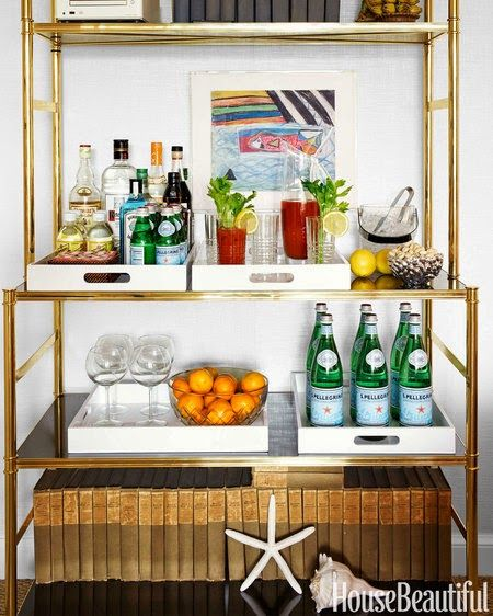 T. Keller Donovan Decorates a Palm Beach Apartment to Perfection - The Glam Pad