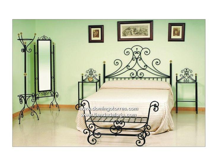 41 mejores imágenes de cama en Pinterest   Camas de hierro forjado ...