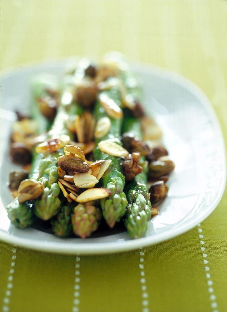 Scopri le migliori ricette di Sale&Pepe con gli asparagi e stupisci i tuoi ospiti