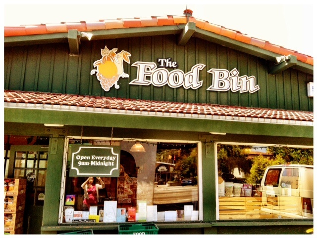 The Food Bin & Herb Room, is a great market for local, raw and organic goodies with an extensive herb room for all your health needs!