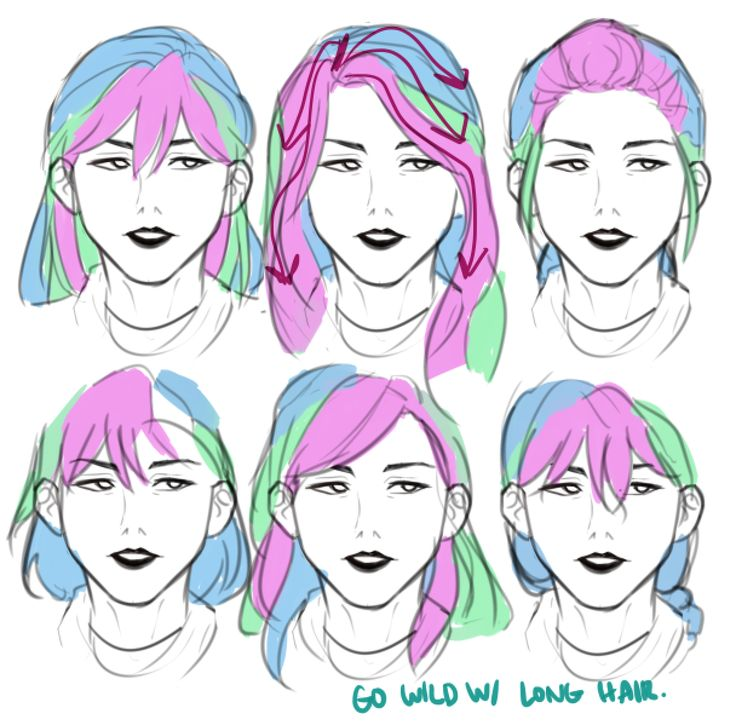 25+ Best Ideas About Hair Reference On Pinterest