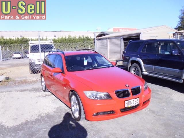 2006 BMW 320i Touring for sale | $8,990 | U-Sell | Park & Sell Yard | Used Cars | 797 Te Rapa Rd, Hamilton, New Zealand