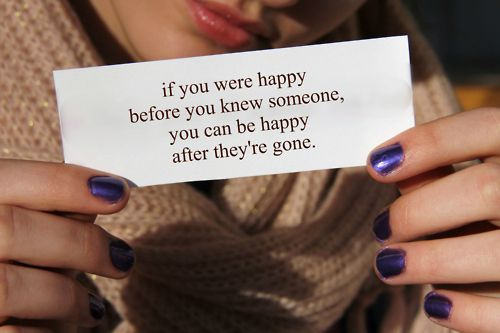 7 Ways To Get Over Your Ex | James Michael Sama....This is actually working out quite well.