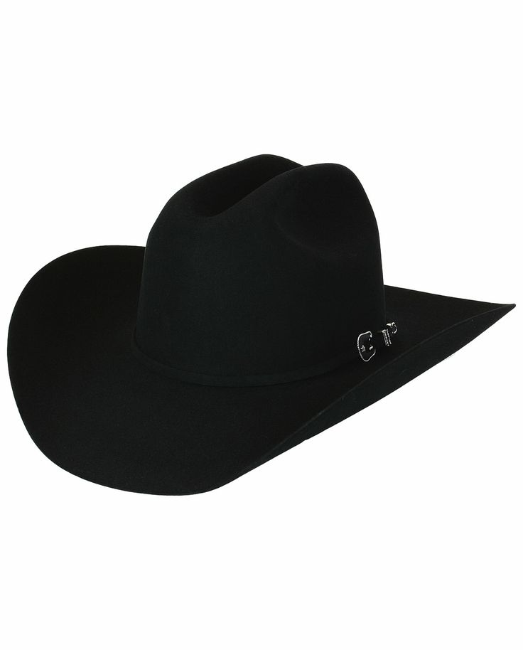 Resistol® George Strait Collection® City Limits 4X Felt Hat :: Felt :: Men's :: Cowboy Hats :: Fort Western Online