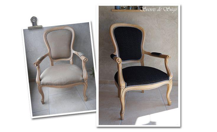 les 25 meilleures id es concernant fauteuil cabriolet sur pinterest fauteuil voltaire. Black Bedroom Furniture Sets. Home Design Ideas