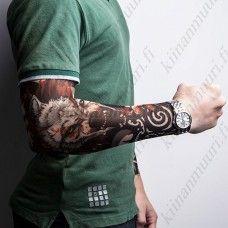 Susi hiha tatuointi