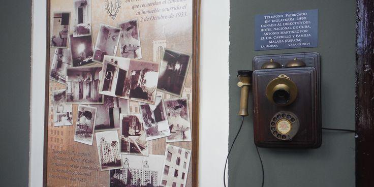 #Postkarten und altes #Telefon in #Kuba © Luchanta Draskowitsch
