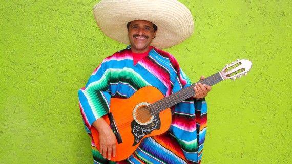 El poncho mexicano