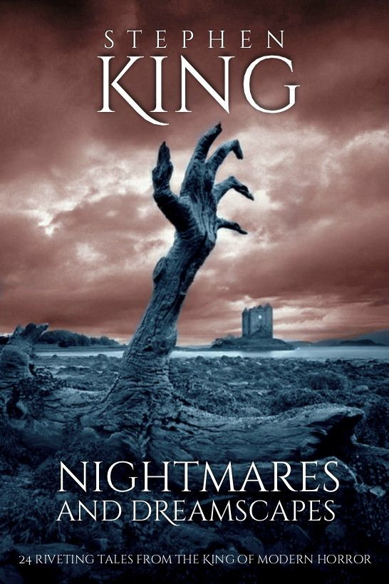 "Stephen King ""Nightmares And Dreamscapes"""