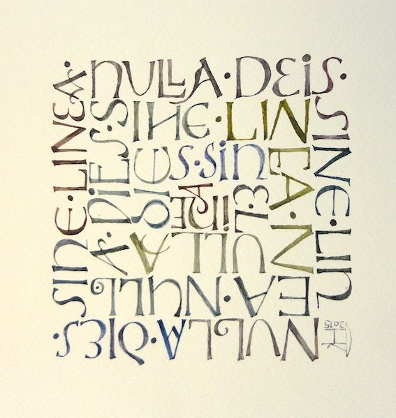 1000 bilder zu letters buchstaben auf pinterest Yukimi annand calligraphy