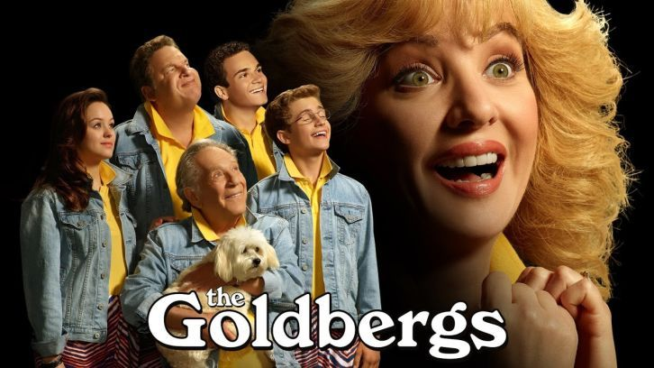 The Goldbergs Renewed For Season 5 & 6  After giving a 2 season renewal to Modern Family yesterday, ABC has done the same with The Goldbergs. The comedy series has been renewed for season 5 and 6 by the network. The two-year deal, which matches thetwo-season renewals for flagship ABC comedy Modern Family and CBS' The Big Bang Theory,... - http://www.reeltalkinc.com/goldbergs-renewed-season-5-6/