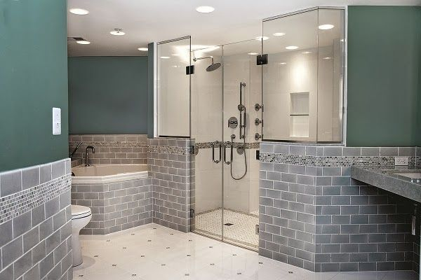 Universal Design In Bathroom : Images about disabled bathroom tips on