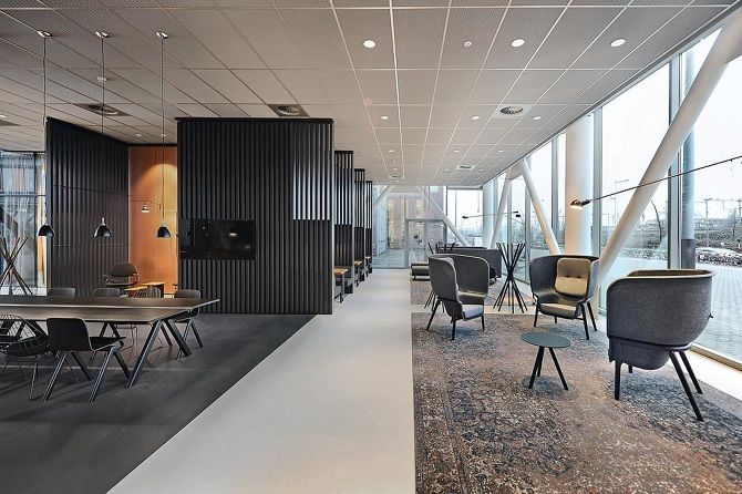 Office design _ Huys Europa by VOID interieurarchitectuur ...