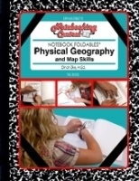 Dinah Zike's Notebooking Central Notebook Foldables Physical Geography and Map Skills - Dinah-Might Adventures Store