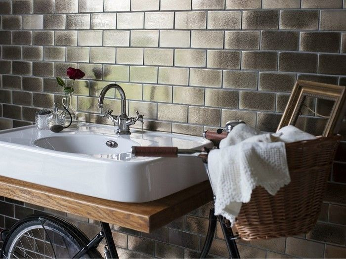 Creative Usage Of Bicycle In The Bathroom (3)