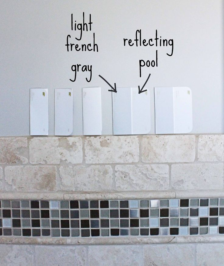 Gallery For Behr Reflecting Pool Bathroom Paint Colors Pinterest Pool Bathroom