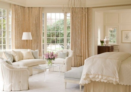 Neutral Calming Sitting Area In Master Bedroom Home Decor Pinterest Master Bedroom South
