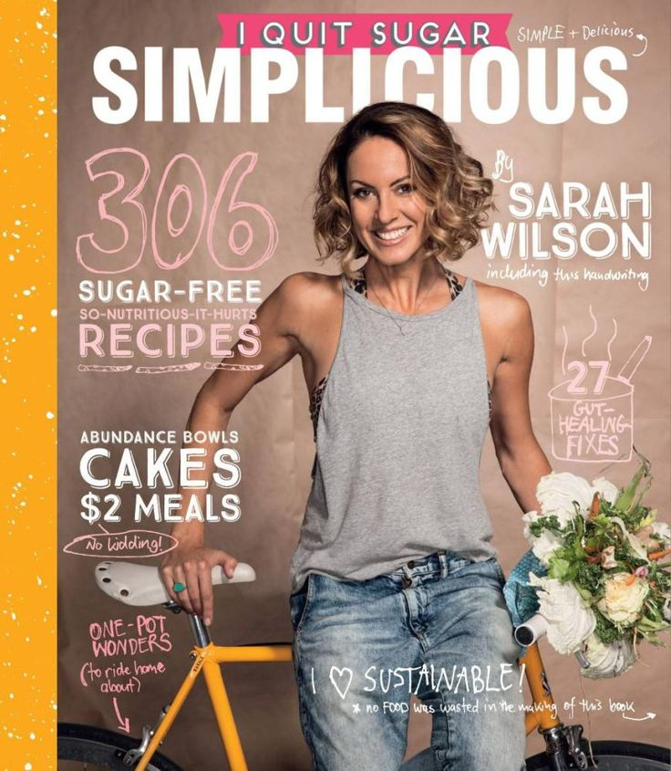I Quit Sugar : Simplicious : 306 Sugar-Free So-Nutritious-It-Hurts Recipes - Sarah Wilson Find more information about a diabetic diet at: http://www.allaboutcuisines.com/interesting-articles/diabetic  #Diabetic Diiet