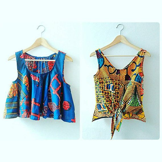 Check out this item in my Etsy shop https://www.etsy.com/uk/listing/281043348/festival-ankara-crop-top  Etsy ~Latest African Fashion, African Prints, African fashion styles, African clothing, Nigerian style, Ghanaian fashion, African women dresses, African Bags, African shoes, Kitenge, Gele, Nigerian fashion, Ankara,