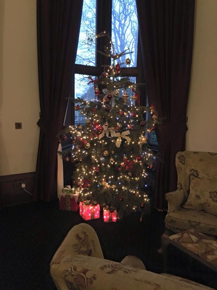 Christmas at Ruthin Castle