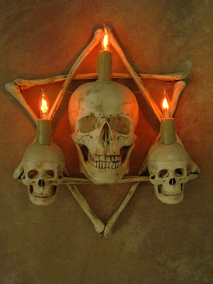 12 best Skeleton/Skull Sconces images on Pinterest